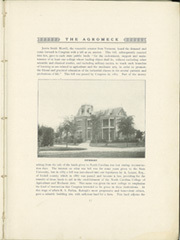 Page 17, 1903 Edition, North Carolina State University - Agromeck Yearbook (Raleigh, NC) online yearbook collection