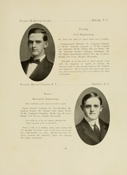 Page 33, 1909 Edition, North Carolina State University - Agromeck Yearbook (Raleigh, NC) online yearbook collection