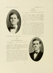 Page 34, 1909 Edition, North Carolina State University - Agromeck Yearbook (Raleigh, NC) online yearbook collection