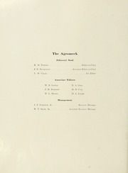 Page 16, 1914 Edition, North Carolina State University - Agromeck Yearbook (Raleigh, NC) online yearbook collection