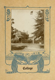 Page 15, 1918 Edition, North Carolina State University - Agromeck Yearbook (Raleigh, NC) online yearbook collection