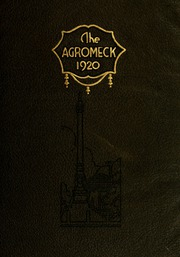 North Carolina State University - Agromeck Yearbook (Raleigh, NC) online yearbook collection, 1920 Edition, Page 1