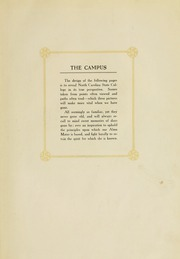 Page 11, 1922 Edition, North Carolina State University - Agromeck Yearbook (Raleigh, NC) online yearbook collection