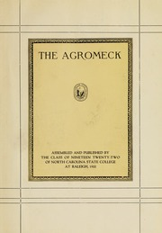 Page 7, 1922 Edition, North Carolina State University - Agromeck Yearbook (Raleigh, NC) online yearbook collection