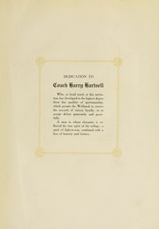 Page 9, 1922 Edition, North Carolina State University - Agromeck Yearbook (Raleigh, NC) online yearbook collection