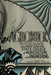 Page 7, 1931 Edition, North Carolina State University - Agromeck Yearbook (Raleigh, NC) online yearbook collection