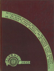 1935 Edition, North Carolina State University - Agromeck Yearbook (Raleigh, NC)