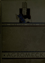 1937 Edition, North Carolina State University - Agromeck Yearbook (Raleigh, NC)