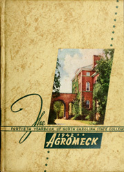 North Carolina State University - Agromeck Yearbook (Raleigh, NC) online yearbook collection, 1942 Edition, Page 1