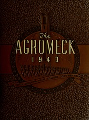 1943 Edition, North Carolina State University - Agromeck Yearbook (Raleigh, NC)