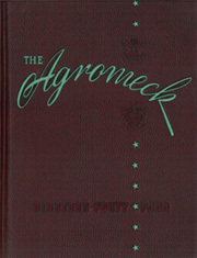 1944 Edition, North Carolina State University - Agromeck Yearbook (Raleigh, NC)