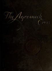 1945 Edition, North Carolina State University - Agromeck Yearbook (Raleigh, NC)