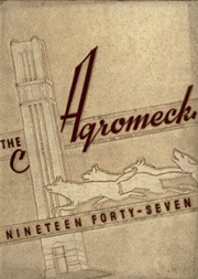 1947 Edition, North Carolina State University - Agromeck Yearbook (Raleigh, NC)