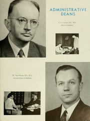 Page 15, 1949 Edition, North Carolina State University - Agromeck Yearbook (Raleigh, NC) online yearbook collection