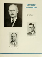 Page 17, 1949 Edition, North Carolina State University - Agromeck Yearbook (Raleigh, NC) online yearbook collection