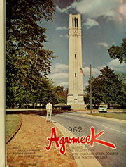 Page 5, 1962 Edition, North Carolina State University - Agromeck Yearbook (Raleigh, NC) online yearbook collection