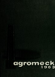 Page 1, 1963 Edition, North Carolina State University - Agromeck Yearbook (Raleigh, NC) online yearbook collection