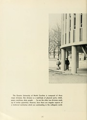 Page 8, 1964 Edition, North Carolina State University - Agromeck Yearbook (Raleigh, NC) online yearbook collection