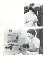 Page 202, 1981 Edition, North Carolina State University - Agromeck Yearbook (Raleigh, NC) online yearbook collection