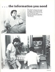 Page 203, 1981 Edition, North Carolina State University - Agromeck Yearbook (Raleigh, NC) online yearbook collection