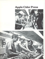 Page 206, 1981 Edition, North Carolina State University - Agromeck Yearbook (Raleigh, NC) online yearbook collection