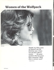 Page 214, 1981 Edition, North Carolina State University - Agromeck Yearbook (Raleigh, NC) online yearbook collection