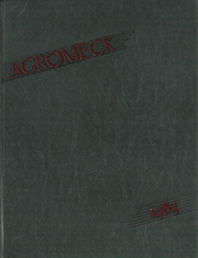 1984 Edition, North Carolina State University - Agromeck Yearbook (Raleigh, NC)