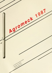 Page 5, 1987 Edition, North Carolina State University - Agromeck Yearbook (Raleigh, NC) online yearbook collection