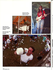 Page 16, 1991 Edition, North Carolina State University - Agromeck Yearbook (Raleigh, NC) online yearbook collection