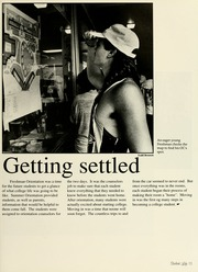 Page 17, 1992 Edition, North Carolina State University - Agromeck Yearbook (Raleigh, NC) online yearbook collection