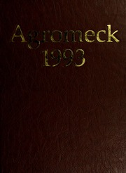 1993 Edition, North Carolina State University - Agromeck Yearbook (Raleigh, NC)