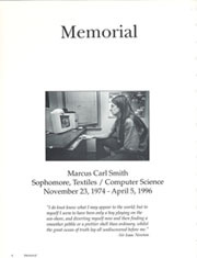 Page 6, 1996 Edition, North Carolina State University - Agromeck Yearbook (Raleigh, NC) online yearbook collection