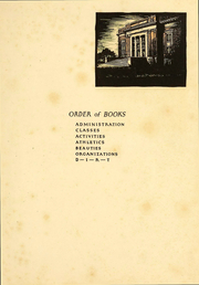 Page 9, 1926 Edition, Southern Methodist University - Rotunda Yearbook (University Park, TX) online yearbook collection