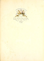 Page 5, 1928 Edition, Southern Methodist University - Rotunda Yearbook (University Park, TX) online yearbook collection
