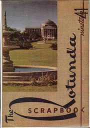 Page 1, 1941 Edition, Southern Methodist University - Rotunda Yearbook (University Park, TX) online yearbook collection