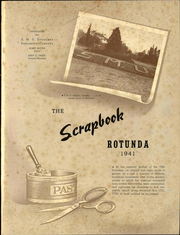 Page 5, 1941 Edition, Southern Methodist University - Rotunda Yearbook (University Park, TX) online yearbook collection