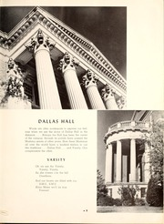 Page 13, 1944 Edition, Southern Methodist University - Rotunda Yearbook (University Park, TX) online yearbook collection