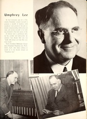 Page 17, 1944 Edition, Southern Methodist University - Rotunda Yearbook (University Park, TX) online yearbook collection