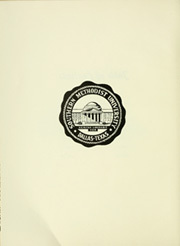 Page 10, 1950 Edition, Southern Methodist University - Rotunda Yearbook (University Park, TX) online yearbook collection