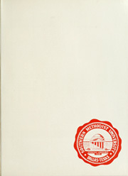 Page 5, 1952 Edition, Southern Methodist University - Rotunda Yearbook (University Park, TX) online yearbook collection