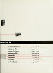 Page 9, 1952 Edition, Southern Methodist University - Rotunda Yearbook (University Park, TX) online yearbook collection