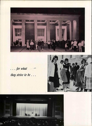 Page 10, 1962 Edition, Southern Methodist University - Rotunda Yearbook (University Park, TX) online yearbook collection