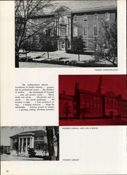 Page 16, 1962 Edition, Southern Methodist University - Rotunda Yearbook (University Park, TX) online yearbook collection