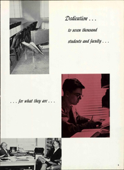 Page 9, 1962 Edition, Southern Methodist University - Rotunda Yearbook (University Park, TX) online yearbook collection