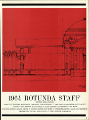 Page 11, 1964 Edition, Southern Methodist University - Rotunda Yearbook (University Park, TX) online yearbook collection