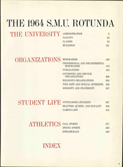 Page 13, 1964 Edition, Southern Methodist University - Rotunda Yearbook (University Park, TX) online yearbook collection