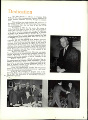 Page 16, 1965 Edition, Southern Methodist University - Rotunda Yearbook (University Park, TX) online yearbook collection