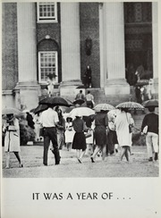 Page 11, 1967 Edition, Southern Methodist University - Rotunda Yearbook (University Park, TX) online yearbook collection