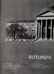 Page 6, 1967 Edition, Southern Methodist University - Rotunda Yearbook (University Park, TX) online yearbook collection