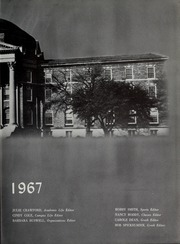Page 7, 1967 Edition, Southern Methodist University - Rotunda Yearbook (University Park, TX) online yearbook collection